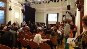 Bürgerversammlung in Plauen