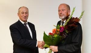 Ralph Großmann ist der neue Rektor