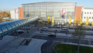 Flughafen Dresden International