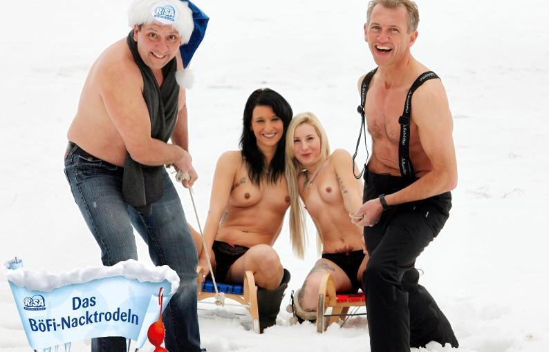 Nacktrodeln mit R.SA