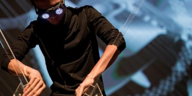 Anadelta – performance von XEX GRP © David Pinzer