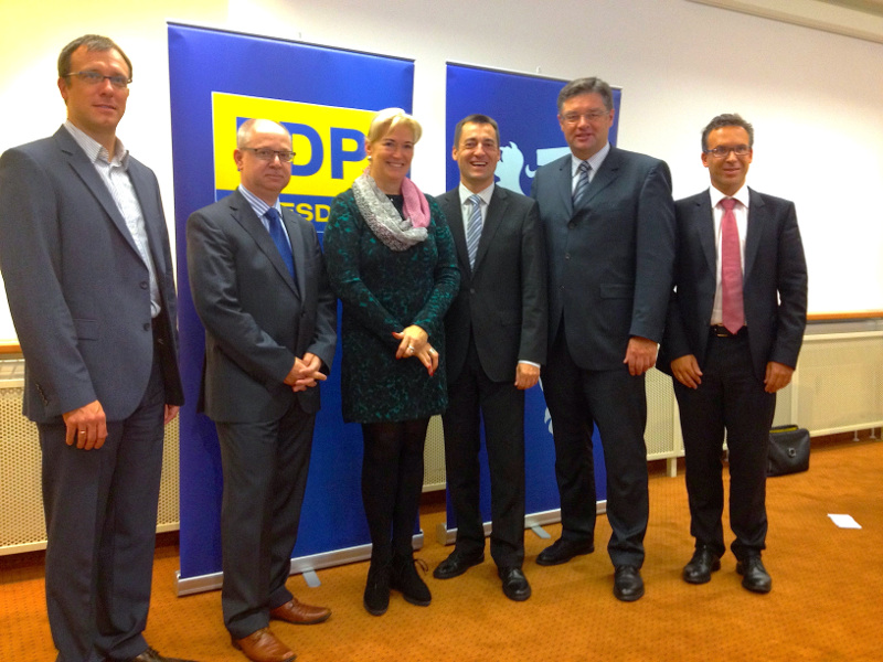 FDP Direktkandidaten