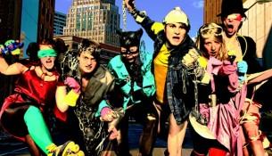Gotham City I – Das Stück. Eine Stadt sucht ihren Helden