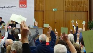 SPD Mitgliederversammlung