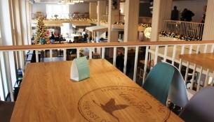 Neueröffnung Markthalle Cafe Prag