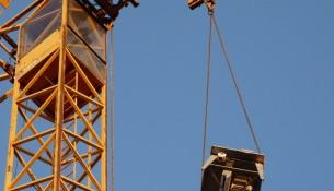 Diebstahlsicherung am Bau