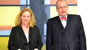 Frauke Roth und Ralf Lunau