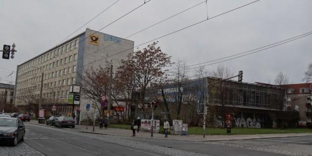 Postareal Königsbrücker Straße