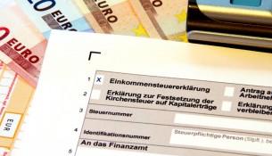 Steuereinnahmen