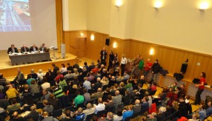 Einwohnerversammlung Königsbrücker