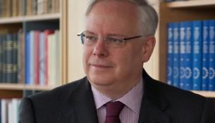 Dean Spielmann, Präsident des Europäischen Gerichtshofs
