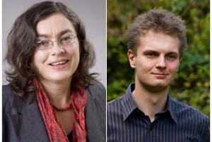 Eva Jähnigen und Valentin Lippmann