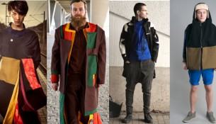 FH Dresden Modedesign Studenten