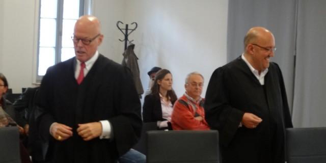 Arbeitsgericht Marc Steffek Ernesto Loh