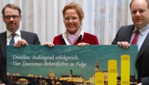 Dresden Tourismusbilanz