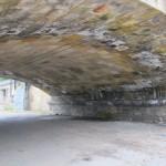Schäden an der Albertbrücke: