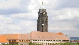 Rathaus Dresden