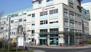 Die Agentur für Arbeit in Dresden