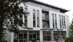 Bürohaus Albertplatz