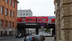 Eisenbahnbrücke Altplauen