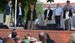 CDU Wahlkampfauftakt