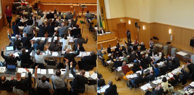 Königsbrücker Abstimmung