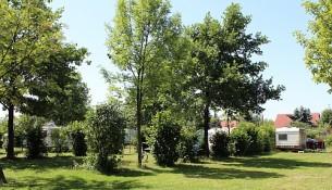 Campingplatz Wostra