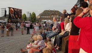 Die Sächsische Staatskapelle im Konzert