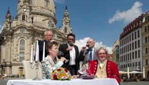 Das Dresdner Stadtfest 2014