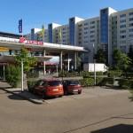 Prohlis center parkplatz