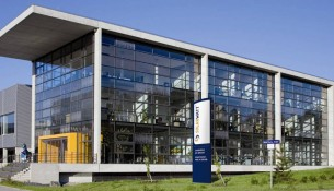 Solarwatt Firmensitz in Dresden