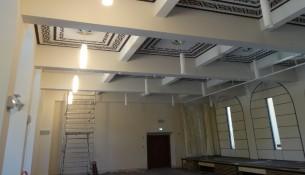 Hans Erlwein Gymnasium aula