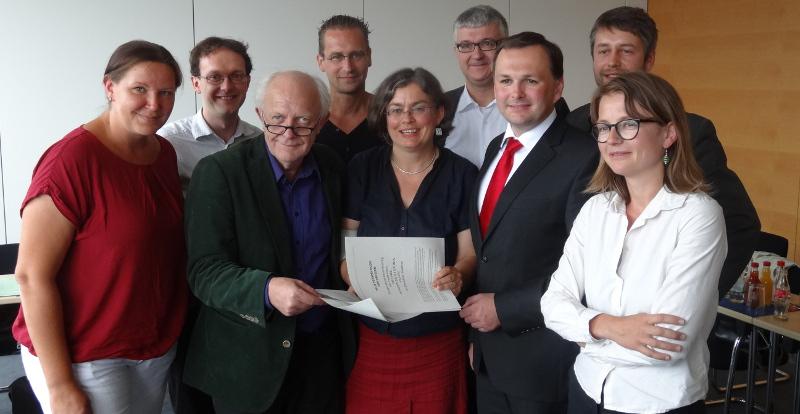 Kooperationsvereinbarung LGSP