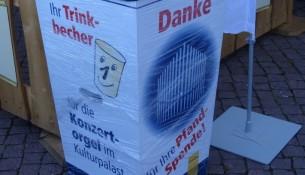hilharmonie Orgelspende Box