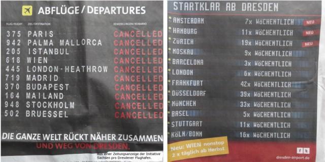 Flughafen Dresden Feuerwehr Tauft Flieger Nach Amsterdam