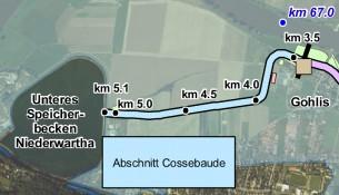 Deichbau Cossebaude
