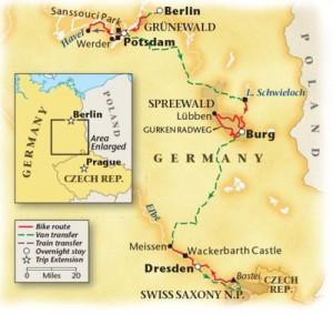 Us Reisebüro Vbt Wirbt In New York Times Für Fahrradtour Von Berlin