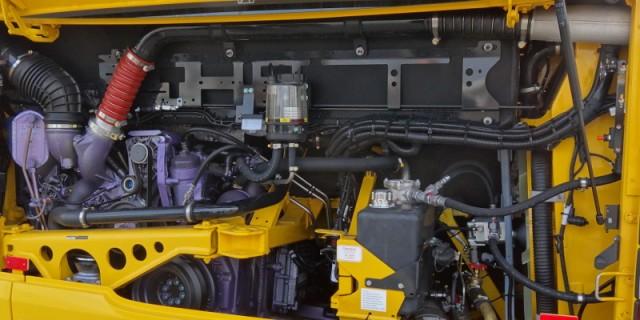 dvb bus motor