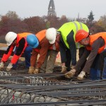 Albertbrücke 12.11.2014