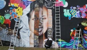 Graffiti Colors united