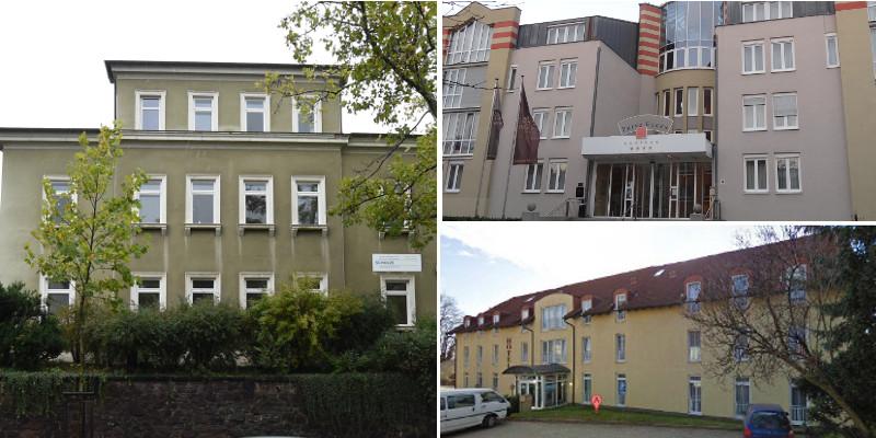 Asylbewerberheime