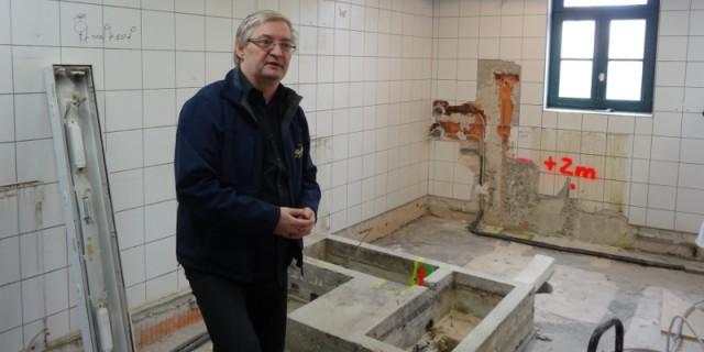Wirtshaus Lindenschänke: Halbzeit bei Beseitigung der ...