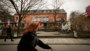 Scheune Dresdner Neustadt
