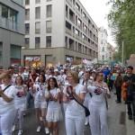 Parade der Vielfalt 2015