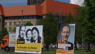 Wahlkampf OB hilbert ulbig