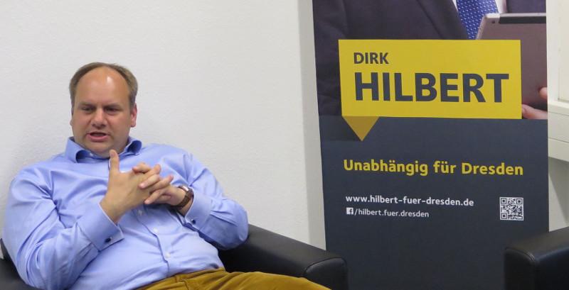 hilbert dirk interview