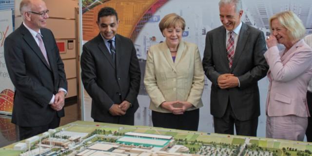 Globalfoundries Merkel