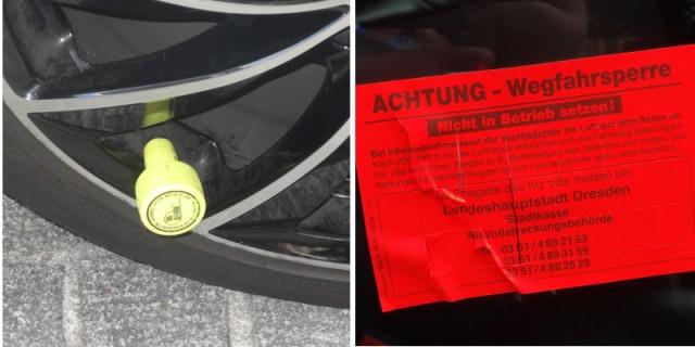 Wirksames Vollstreckungsmittel 34 Autos Mit Ventilwächter