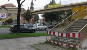 Archivplatz brücke