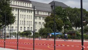 Erlwein Gymnasium sportanlage